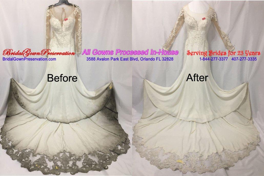 Bridal Gown Preservation - Videos