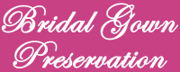 Wedding Dress Preservation-Bridal Gown Cleaning